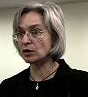 Independent Russian Journalist Anna Politkovskaya Who Was Murdered in 2006.